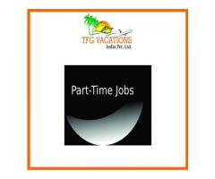 Part Time Jobs For Students/Fresher