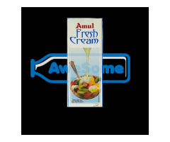 Order Amul Fresh Cream Online At Awesome Dairy In Mumbai