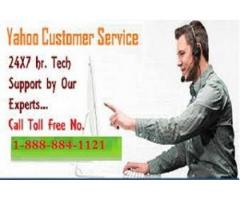 Contact Yahoo Customer Service 1-888-884-1121