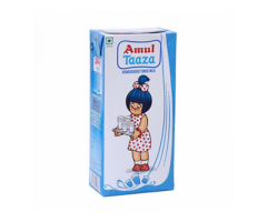 Amul Taaza Homogenised Toned Milk Online At Awesome Dairy The Online Dairy Store