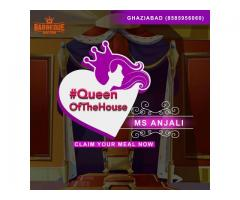 Barbeque Nation | Queen of the house | Is your name MS.ANGALI - Ghaziabad