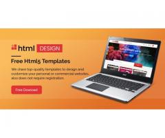 Html Design - Free Html Templates