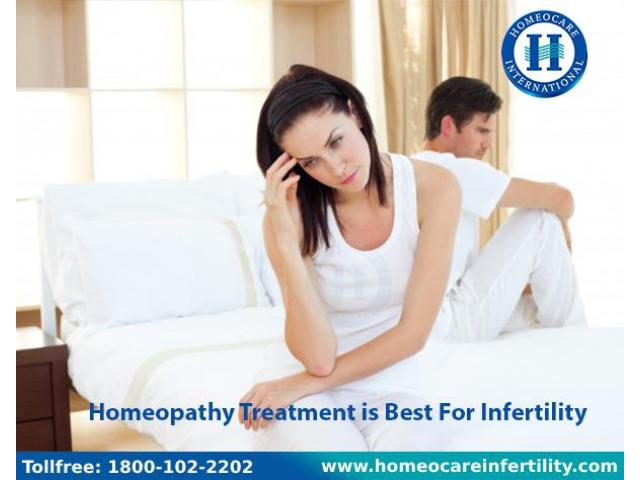 Homeopathy has a perfect solution for Infertility problem