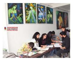 coaching classes at punjabi bagh by raghuvansham school of modern art