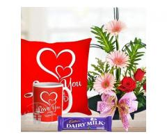 Make Her The Happiest Girl With Valentine Special Gifts