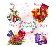 Express Love Beautifully With The Valentine's Day Gifts Online