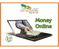 Income Opportunity Everyone in Tourism Company TFG Vacations Pvt. Ltd.