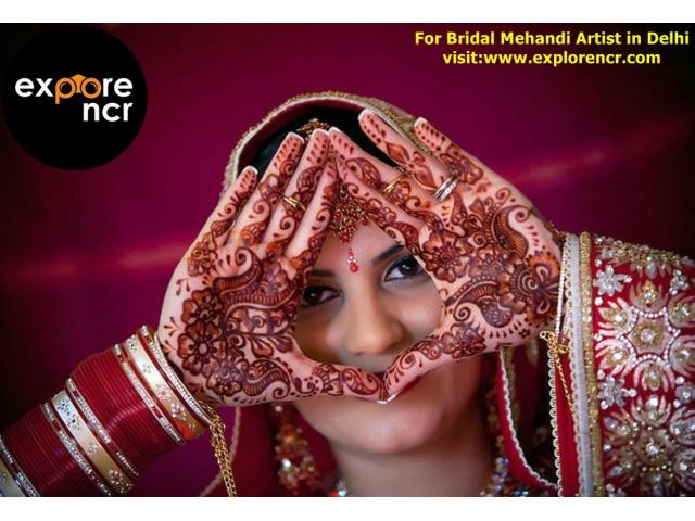 Top Wedding Mehandi, Henna Tattoo Artist in Delhi