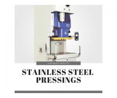 Stainless Steel Pressings | Stampings | Ever Bright Products