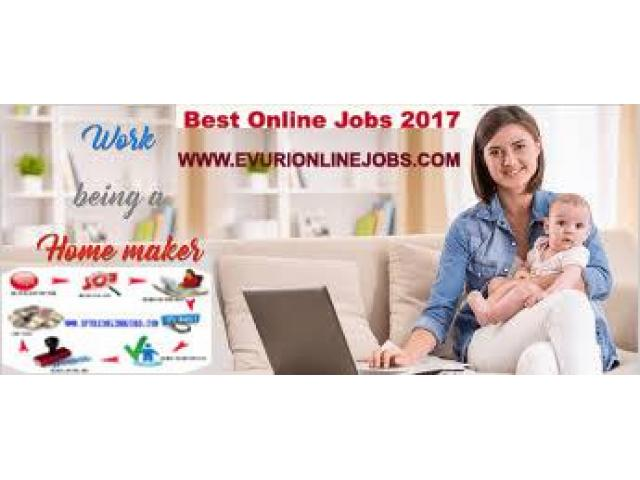 Online Jobs,Home Based Jobs for House wives, College students and who need to earn extra