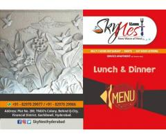 Corporate lunch Services in Gachibowli | Corporate Party Orders in Gachibowli