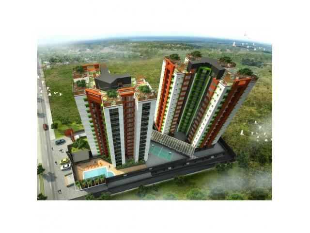 3 BHK 1592 Sqft Apartments For Sale In Calicut