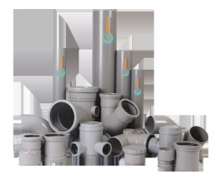 uPVC Pressure Pipes Manufacturers in India