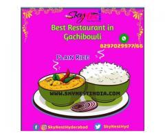 Restaurants in Gachibowli | SkynestIndia