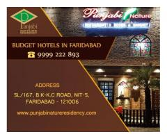 Best Punjabi Nature Residency Hotel in Faridabad
