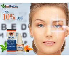 Isotine Eye Drop | Isotine Plus Eye Drop | Isotine Gold Pack