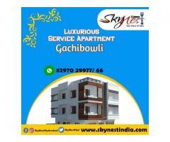 Best Service Apartment in Gachibowli | Skynest Service Apartments