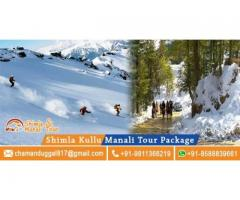 Delhi to Shimla kullu Manali Tour By Car