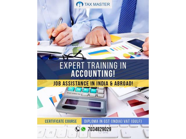Payroll Management Course in Thrissur, Kerala - Tax Master - 0487-2333163