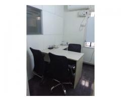 FullyFurnished& Professional Enclosed Manager Cabin for rent in Banashankari 2nd stage