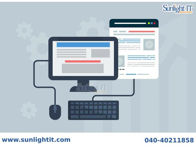 Web design company in Secunderabad