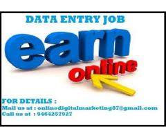 Part Time Job, Student may apply, limited seats, Work From Home.