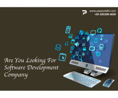 Leading Software Development Company India
