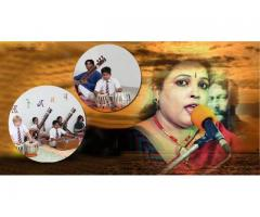 Online Rrabindra Sangeet, Classical Music Classes - Barnali Mukherjee