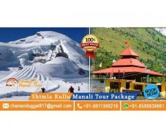 Car Rental Shimla Manali Tour From Delhi