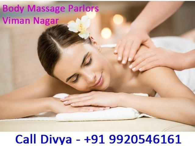 Best Body Massage Centers in Viman Nagar