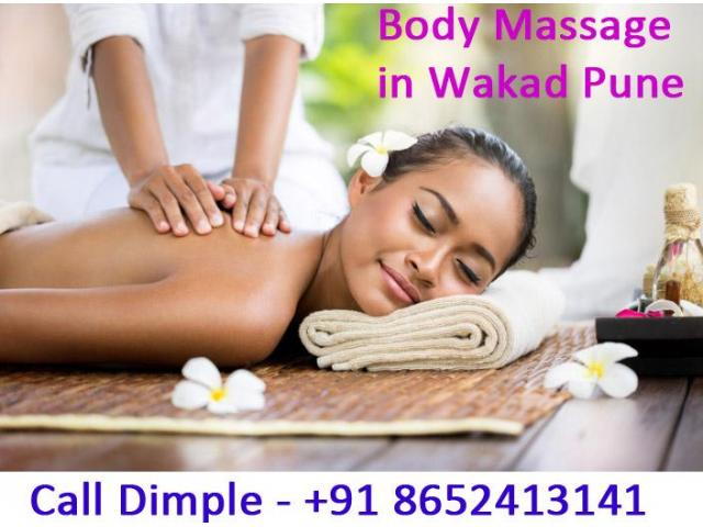 Best Body Massage Services in Wakad Pune