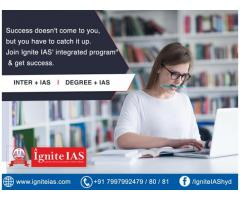 Best Institute for ias in Hyderabad with Experienced Faculty