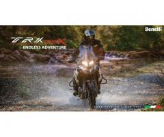 Benelli TRK 502X Adventure Motorcycle, Price, Mileage, Images, Reviews