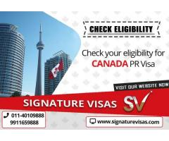 Canada Immigration Process, Canada PR Visa From India