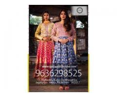 Jaipuri Gota Patti Sarees | Handwork Saree | Aari Work Sarees