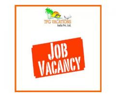 Income Opportunity For All & Everyone in TFG Vacations Pvt. Ltd
