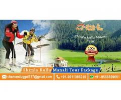 Shimla Manali Summer Special Tour Packages
