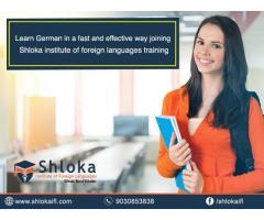 German Language Classes in Hyderabad - Shloka IFL