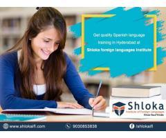 Best Spanish Language Institute | Classes in hyderabad