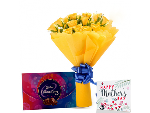 Send Mothers Day Gifts to India – Show Your Love