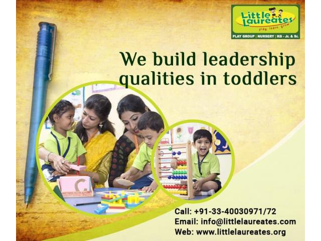 Little Laureates School Builds Leadership Qualities In Toddlers