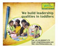 Little Laureates School Builds Leadership Qualities In Toddlers