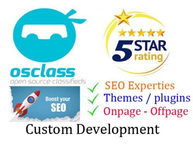Best Osclass Developer in Mumbai