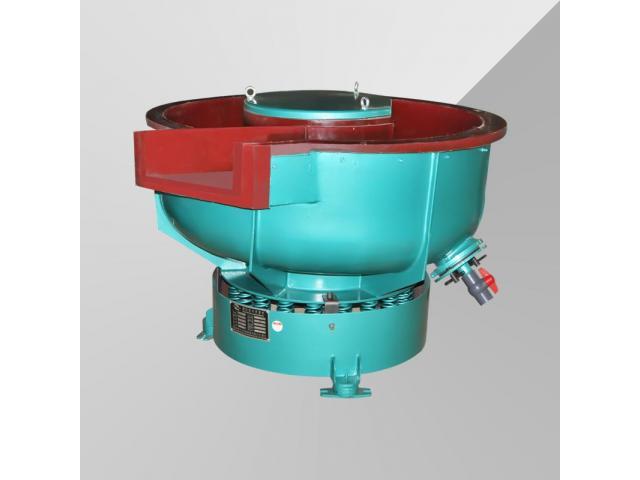 Vibratory Finishing Machine Inspection Method