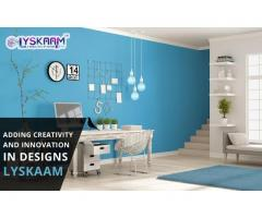 Adding Creativity And Innovations In Designs - Lyskaam