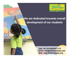 Best Play School in Kolkata - Little Laureates School
