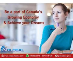 How to study and settle in Canada? | Global Six Sigma
