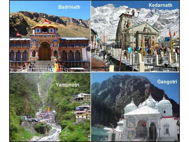 Char Dham Yatra By Helicopter – Tour Package 2019