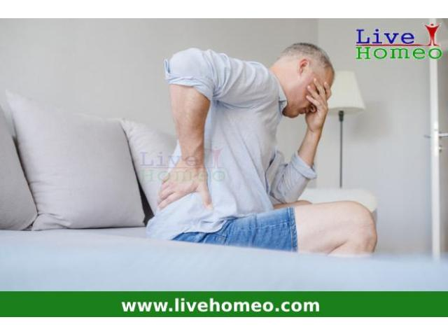 Homeopathy Treatment For Backpain