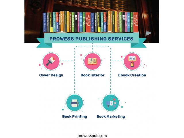 Book Publisher in India - Prowess Publishing